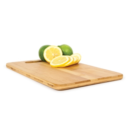 Picture of Camco  Bamboo Cutting Board with Handle 43544 03-0555
