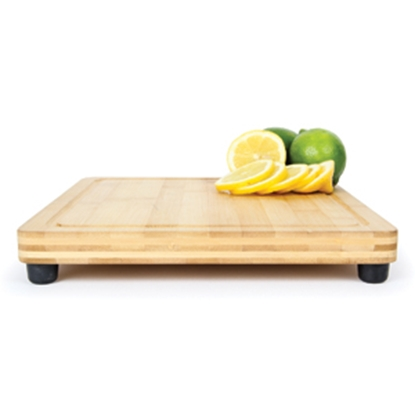 Picture of Camco  Bamboo Cutting Board with Juice Groove 43546 03-0556