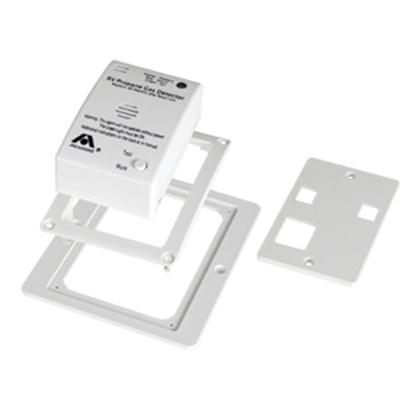 Picture of Dometic  White CO & LP Leak Detector Surface Mount Box 36689 03-0560