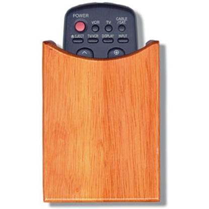 Picture of Camco Oak Accents (TM) Oak Remote Control Holder 43533 03-0561