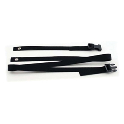 Picture of Thumb Lock  Black Travel Safety Straps MRV3515 03-0568