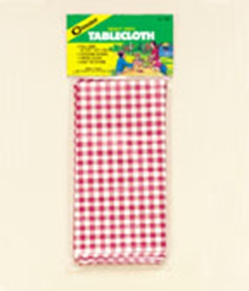 """Picture of Coghlan's  54"""" X 72"""" Vinyl Tablecloth 7920 03-0573"""