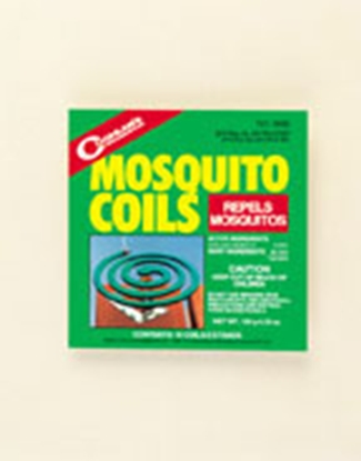 Picture of Coghlan's  10-Pack Mosquito Coils w/ 2 Metal Stands 8686 03-0609