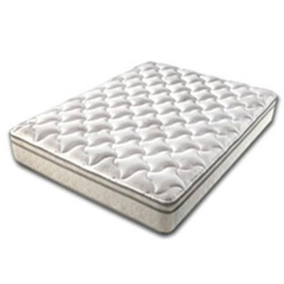 Picture of Denver Mattress Rest Easy Eurotop Narrow King Pillow Top BioFlex Foam Mattress 360173 03-0789