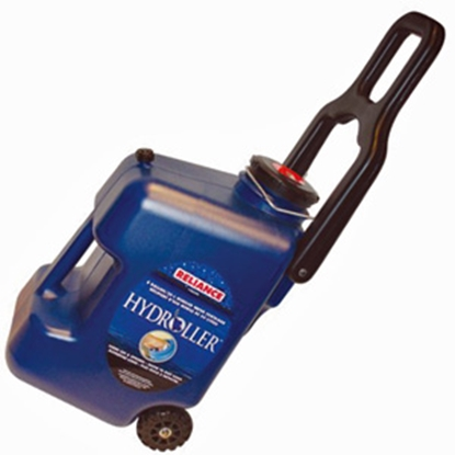 Picture of Reliance Products Hydroller 8 Gal Blue Water Carrier 9600-03 03-0821
