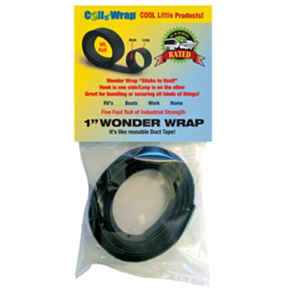 """Picture of Coil n' Wrap Coil N Wrap (R) 1"""" x 5' Roll Wonder Wrap 006-73 03-0827"""