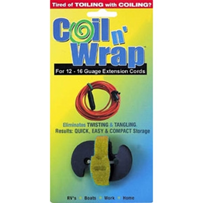 Picture of Coil n' Wrap  12-14 Gauge Cord Wrap 006-43 03-0848