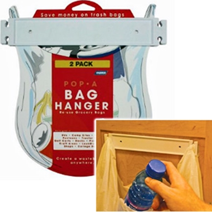 Picture of Camco Pop-A-Bag Pop-A-Bag Hanger, 2-Pack 43593 03-0859