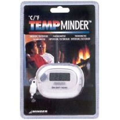 Picture of Minder TempMinder (R) Digital In/Out Thermometer MRC-100 03-0893