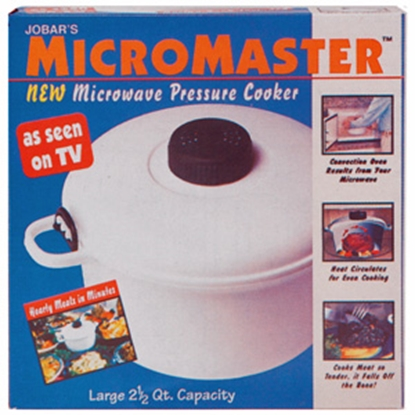 Picture of Jobar  Micro Magic Microwave Pressure Cooker JC2045 03-0894