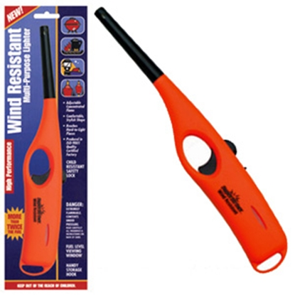 Picture of Beacon Power SUPERSTRIKER(TM) Disposable Wind Resistant Superstriker Butane Ligh 1055WCR-BP 03-0909