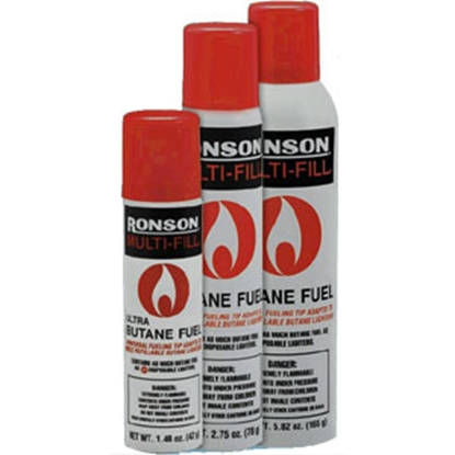Picture of Camco  Ronson 165 gram Multi-Fill Butane Fuel 57496 03-0941