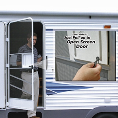 Picture of Camco  Screen Door Opener 43953 03-0948
