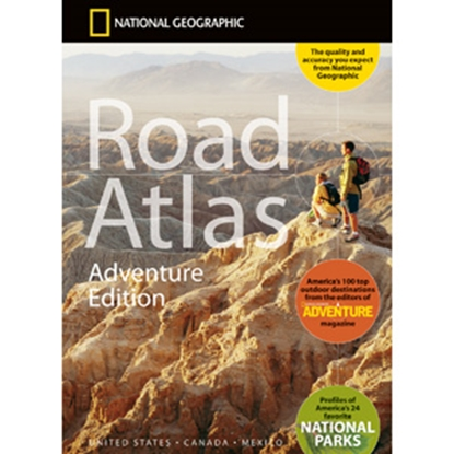 Picture of National Geographic  Adventure Edition Atlas RD00620166 03-1001