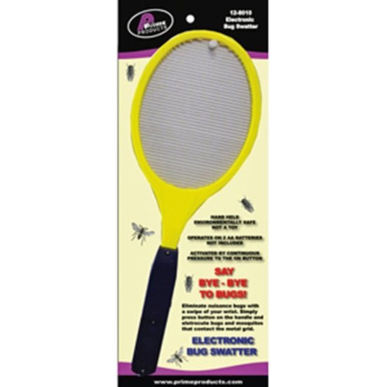 Picture of Bug Zapper Racket Electronic Bug Swatter