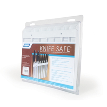 Picture of Camco  White Knife Safe 43581 03-1029