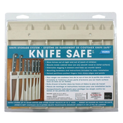 Picture of Camco  Almond Knife Safe 43583 03-1030