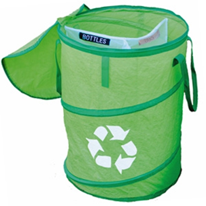 Picture of Camco  Collapsible Recycle Container 42983 03-1119