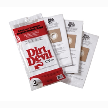Picture of Dirt Devil  3 Pack CV1500 Replacement Vacuum Bags 9597 03-1211