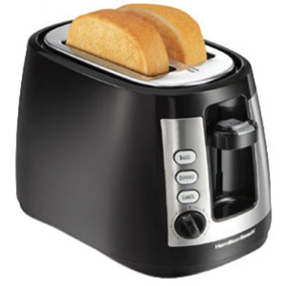 Picture of Hamilton Beach  2-Slice Toaster w/ Warm Mode & Retractable Cord 22810 03-1225