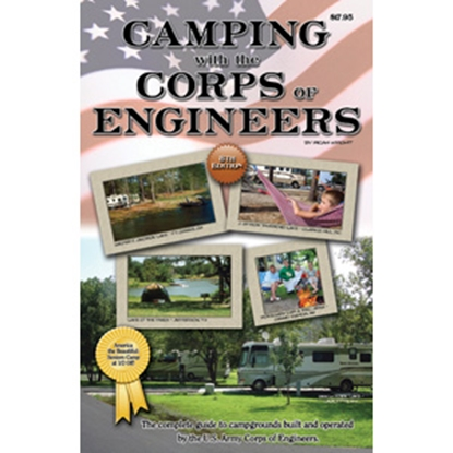 Picture of Cottage Publications  Camping w/ Corps Of Engineers CCE-1 03-1301