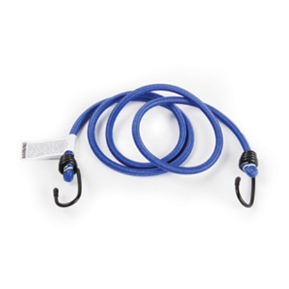 """Picture of Camco  50"""" Blue Bungee Cord w/Steel Hooks 51000 03-1410"""