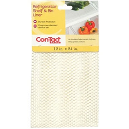 Picture of Con-Tact  White Refrigerator Drawer Bin Liner KTCH-CRB004-12 03-1485