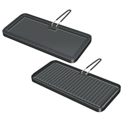 "Picture of Magma  9"" x 18"" Non-Stick Griddle A10-195 03-1495"