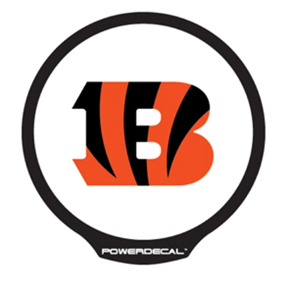 Picture of PowerDecal NFL (R) Series Cincinnati Bengals Powerdecal PWR3201 03-1528