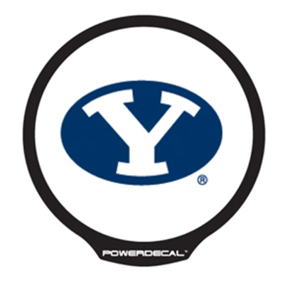 Picture of PowerDecal College BYU Powerdecal PWR510201 03-1627