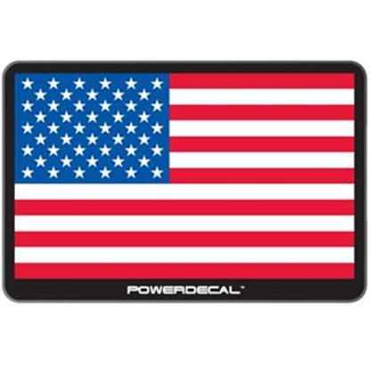 Picture of PowerDecal  USA Powerdecal PWRUSA 03-1644