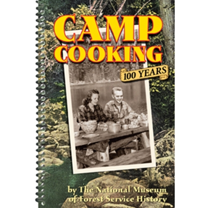 Picture of Gibbs Smith  Camp Cooking Book 978-1-58685-761-5 03-1650
