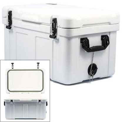 Picture of Camco Caribou Coolers White Caribou Beverage Cooler 51870 03-1676
