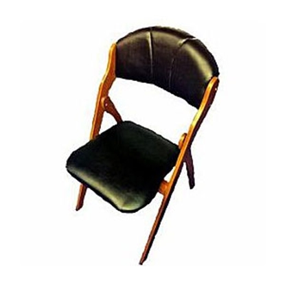 Picture of Heng's  Tan Folding Wood Indoor Chair 456-529-491 03-2005