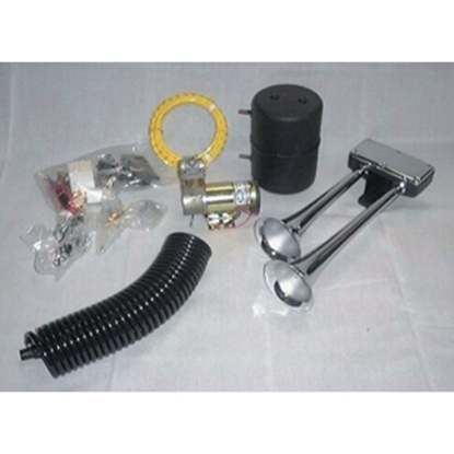 Picture of Hadley Bully (R) Bully Air Horn Kit H00961EA 03-2590
