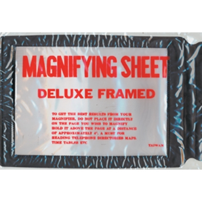 Picture of Jobar  Deluxe Magnifying Sheet JBA350 03-2779