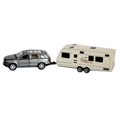 Picture of Prime Products  SUV & Trailer & Trailer RV Action Toy 27-0026 03-3012