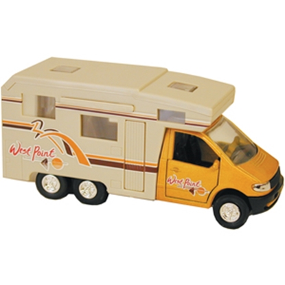 Picture of Prime Products  Class C Motorhome RV Action Toy 27-0005 03-3022