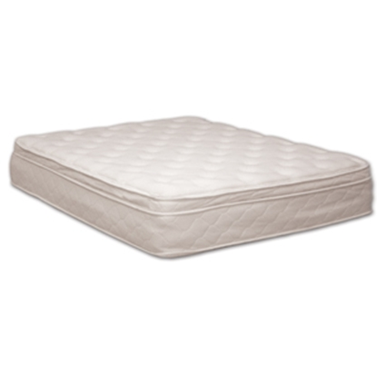 Picture of Home & Road Mobile Comfort Standard Queen One Sided Pillow Top Mattress 290582 03-3336