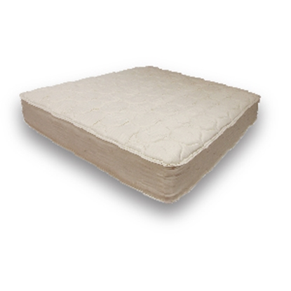 Picture of Home & Road Mobile Elite Short Queen Two Sided Pillow Top Mattress 290576 03-3338