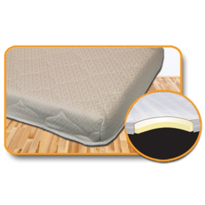 """Picture of Home & Road Hide-A-Bed 42""""x72"""" Memory Foam Mattress 258700 03-3345"""