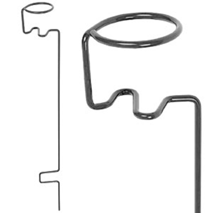 Picture of Outdoors Unlimited Backyard Butler (R) Black Single Backyard Butler (R) Cup Holder 82744 03-4615