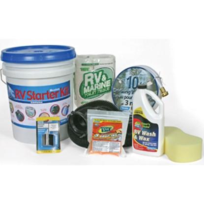 Picture of Camco Starter Kit Level I RV Starter Kit 44760 03-5000