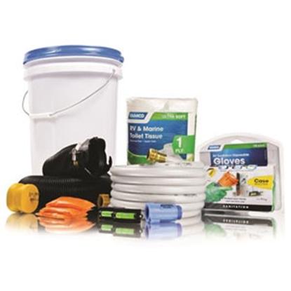 Picture of Camco Starter Kit Level VI RV Starter Kit 44745 03-5008