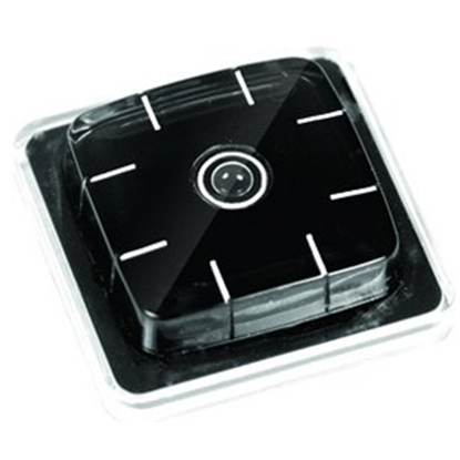 Picture of Hopkins Never Fade (TM) Black 3-Way Surface Bubble RV Level 09516 03-8702