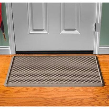"""Picture of Weathertech IndoorMat (TM) Tan 39"""" x 24"""" Indoor Door Mat IDM1T 04-0098"""