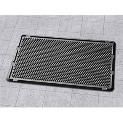 """Picture of Weathertech OutdoorMats (TM) Black 39"""" x 24"""" Outdoor Door Mat ODM1B 04-0115"""