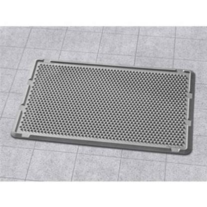 """Picture of Weathertech OutdoorMats (TM) Gray 39"""" x 24"""" Outdoor Door Mat ODM1G 04-0116"""
