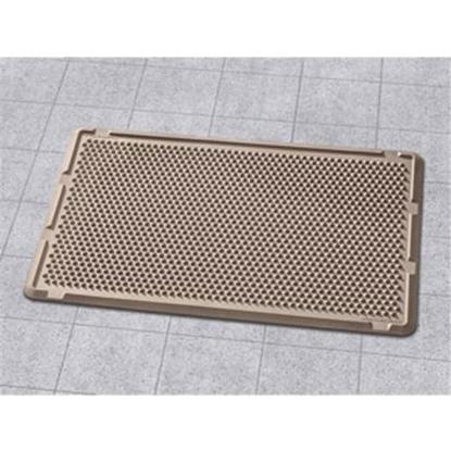 """Picture of Weathertech OutdoorMats (TM) Tan 39"""" x 24"""" Outdoor Door Mat ODM1T 04-0126"""