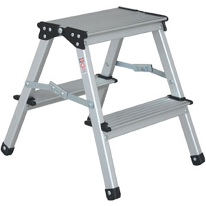 "Picture of Stromberg Carlson  15-1/2""H Aluminum Step Stool PA-202 04-6578"